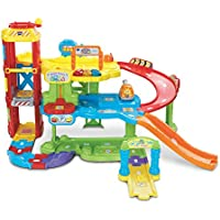VTech Baby 180003 Toot-Toot Drivers Garage, multicolour
