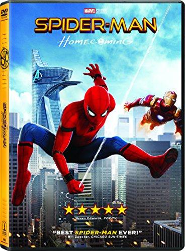 Spider-Man: Heimkehr DVD 2017