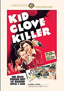 Kid Glove Killer by Van Heflin