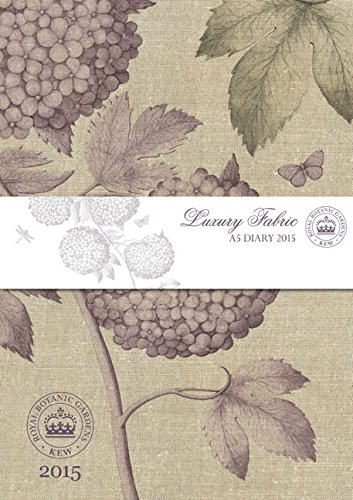 Rbg Kew Linen Diary: Diary (Engagement)