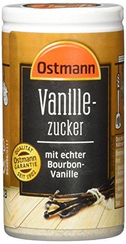 Ostmann Vanillezucker mit echter Bourbon-Vanille, 45 g