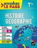 Histoire Géographie Tle L, ES, S