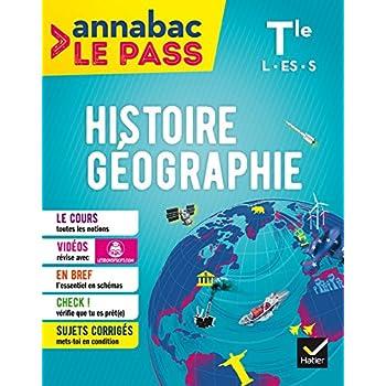 Histoire-géo Tle L ES S: cours, cartes mentales, sujets corrigés... et vidéos