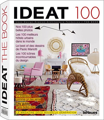 Ideat 100 The Book French Edition