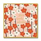 Caroline Gardner quadratisch Familie Kalender 2019–Kimono Design