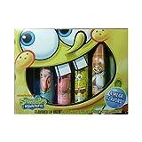 Best SpongeBob SquarePants SpongeBob SquarePants SpongeBob SquarePants lip balm - Lotta+Luv SpongeBob Squarepants Flavored Lip Balm Fat Tubes Review