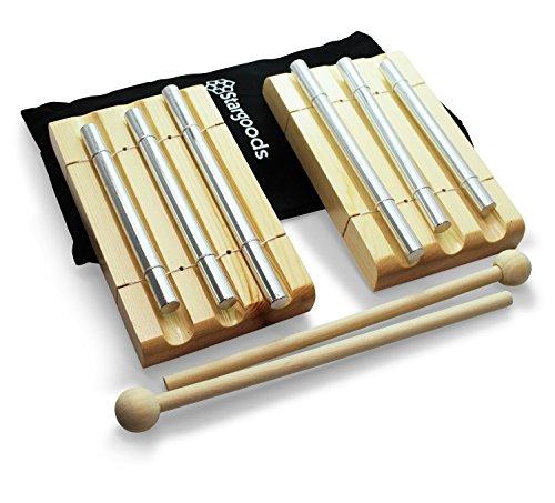 stargoods-energia-chime-3-toni-con-percussioni-martello-di-legno-set-di-2