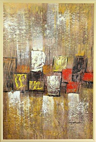 au-milieu-p8-peinture-a-lhuile-sur-toile-60-x-90-cm-24-x-36-cm-encadree-dans-cadre-photo-en-bois-nat