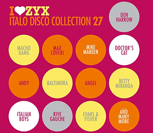 ZYX Italo Disco Collection 27