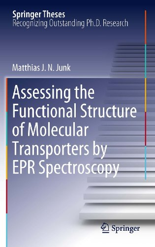 a8a788eb8b Assessing the Functional Structure of Molecular Transporters by EPR  Spectroscopy (Springer Theses) (English