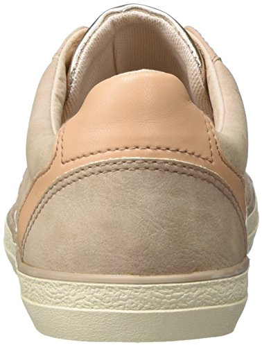 Esprit Miana Lu, Sneakers Basses Femme Rose (Dark Old Pink)