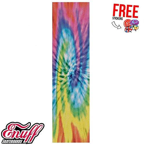 Enuff Tie Dye Griptape Tie Dye Multi-Width: 9.00
