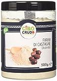 Cibocrudo Farina di Castagne Cruda - 500 gr