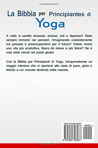 Zoom IMG-1 yoga la bibbia per principianti