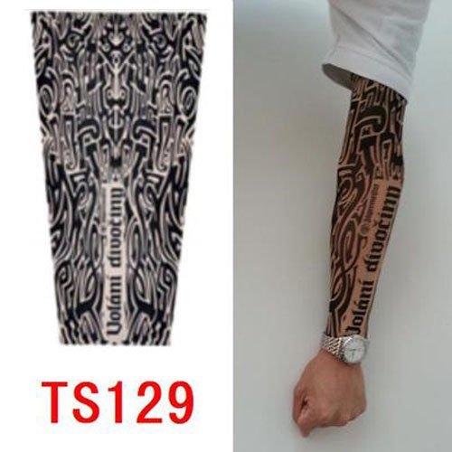 junsi-temporaneo-vecchia-scuola-di-alta-qualita-finta-slip-on-tatuaggio-braccio-maniche-ts78-nuovi-c