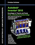 Product icon of Autodesk Inventor 2015 - Grundlagen in Theorie und