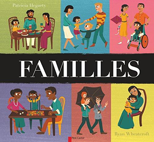 Familles par Pat Hegarty