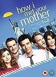 How I Met Your Mother: Seasons 1-8 (5 Dvd) [Edizione: Regno Unito] [Italia]