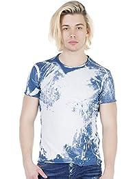 Cipo & Baxx Hombres Ropa superior / Camiseta Burnie