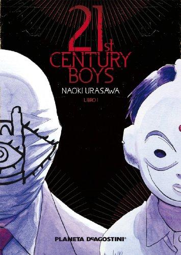 21st Century Boys nº 01/02 por Naoki Urasawa