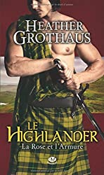 La Rose et l'Armure, Tome 3 : Le Highlander