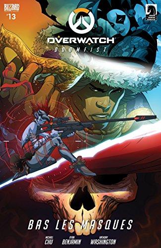 Couverture du livre Overwatch (Français) #13