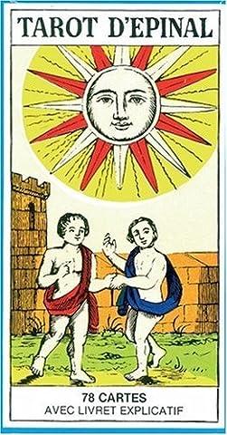 Tarot epinal - le jeu