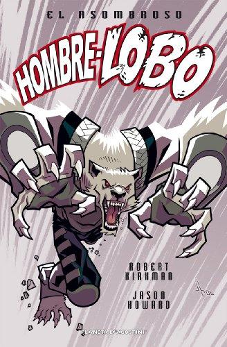 EL ASOM. HOMBRE LOBO Nº1(9788467465266) Cover Image