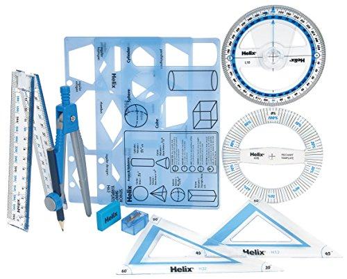 Helix Achiever Maths Geometrie-Set - 2
