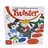 crayfomo Classic Twister Game Blanket Prime Large Gifts Floor Game for Kids Adults children Girls