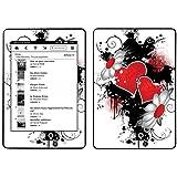 Royal Wandtattoo RS. 34858selbstklebend für Kindle Paperwhite, Motiv Herzen mit Blumen - gut und günstig