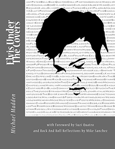 Book cover image for Elvis Under The Covers