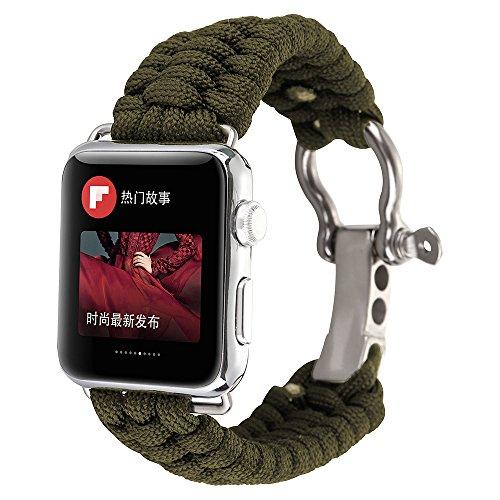 XIHAMA Correa Compatible con Apple Watch Serie 4