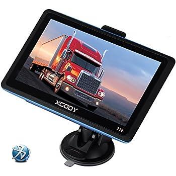 Navigation 17 Pour 886 Voiture Bluetooth Système De Xgody Truck Gps 354AjLqR