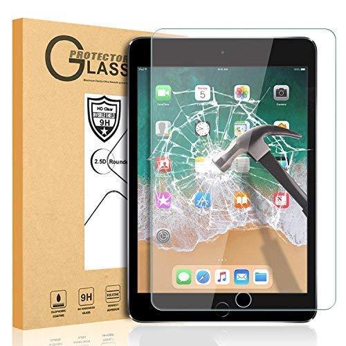 iPad Mini 123Displayschutzfolie Glas, smapp Easy Installation gehärtetem Glas Displayschutzfolie für Apple iPad Mini 1/iPad Mini 2/iPad Mini 3(Nicht Kompatibel mit iPad Mini 4) Glas