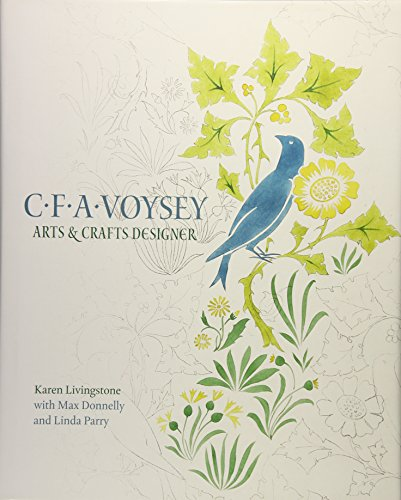 C.F.A. Voysey: Arts & Crafts - Kostüm 1800 England