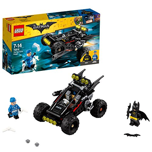 Lego batman movie - bat-dune buggy, 70918