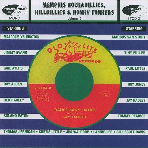 Memphis Rockabillies, Hillbill...