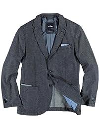 engbers Herren Freizeit-Sakko mit Wollmischqualität, 24019, Blau