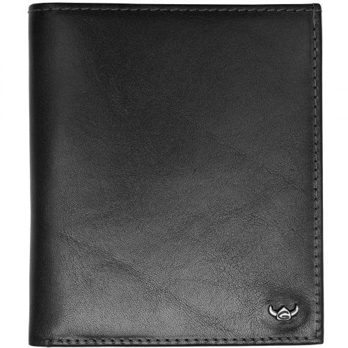 Golden Head Colorado Trend Men's wallet 1230-05-7 Black (Nero)