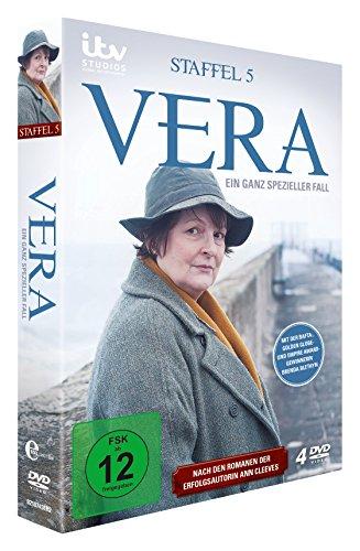 Vera - Ein ganz spezieller Fall - Staffel 5 [4 DVDs]