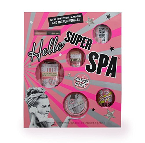 Soap and Glory Hello Super Spa Set