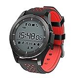 NO.1 F3 Sports Smartwatch Bluetooth 4.0 IP68 Remote Camera Impermeabile Sedentary Reminder Sonno /...