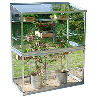 Access Growhouse, Mini Greenhouse, Cold Frame