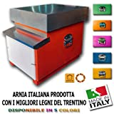 """ARNIA NOMADISMO SATANDARD 10 telaini """"made in Italy"""" verniciata solo nido (VIOLA)"""