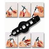 Karella - Dartschlüssel (Werkzeug) - 'Mulit-Fixit'