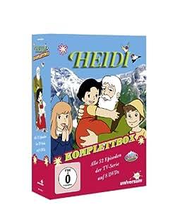 Heidi - TV-Serien Komplettbox [8 DVDs]