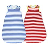 The Gro Company Grobag Seaside and Deckchair Wash and Wear Bag (18-36 m, 2.5 Tog, Pack of 2)
