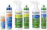 Fibertec Set Waschen und Imprägnieren (Pro Wash Eco 250 ml, Textile Guard Pro 250 ml)
