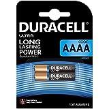 Duracell Ultra Alkaline AAAA Batteries, 2 Count